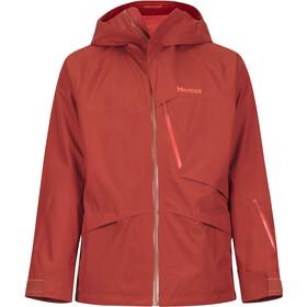 Marmot Lightray Jacket Herr dark rust
